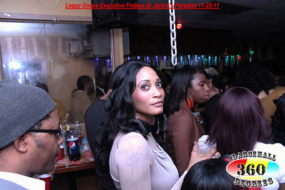 Leggy Doops Executive Friday Bash @ Jackie's Paradise 11-25-11