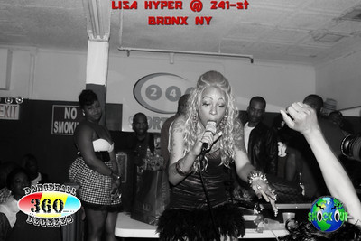 Lisa Hyper @ 241st Night Club In the Bronx