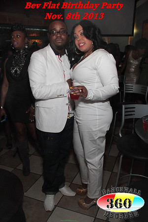 Bev Flat Birthday Party @ Magnet Night Club in Queens NY 11/8/13